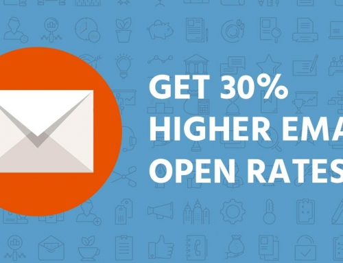 Get 30% Higher Email Open Rates with My Simple 2-Step Hack